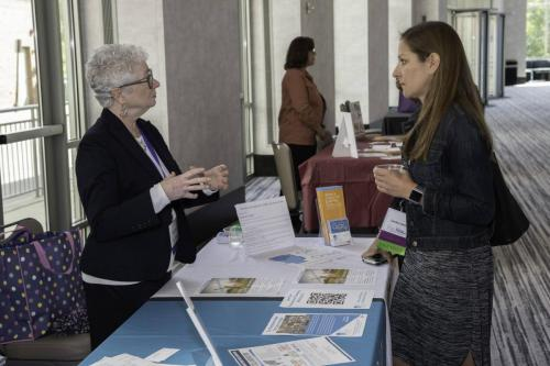 ABTA Exhibit Area, 2019 National Conference
